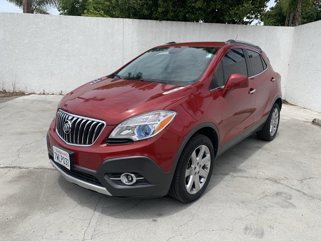 Photo Used 2013 Buick Encore Leather in Oxnard CA