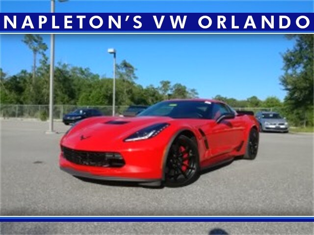 Photo Used Chevrolet Corvette Grand Sport in Orlando, Fl.