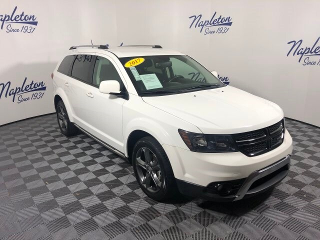 Photo Used 2017 Dodge Journey Crossroad in West Palm Beach, FL