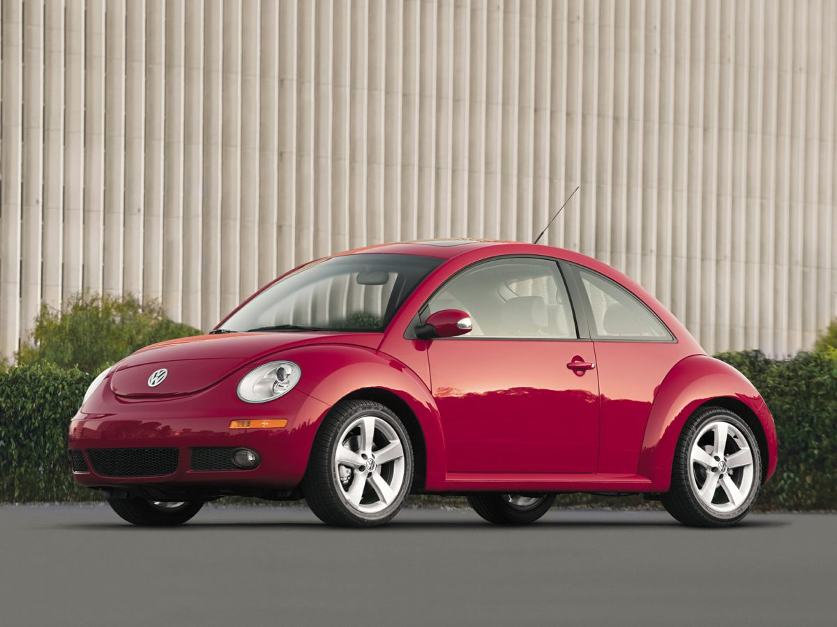 Photo Used 2009 Volkswagen Beetle 2.5L Black Tie Edition For Sale  Wilmington NC