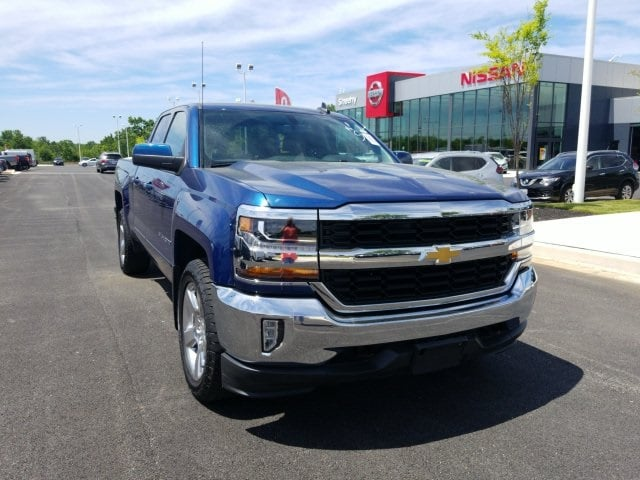 Photo Used 2016 Chevrolet Silverado 1500 LT Truck Double Cab in White Marsh, MD