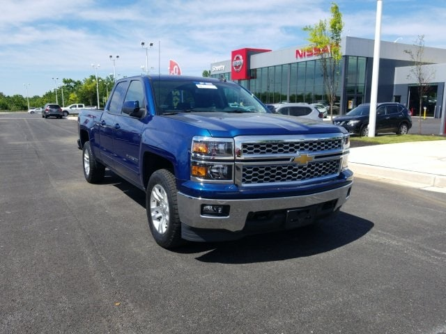 Photo Used 2015 Chevrolet Silverado 1500 LT Truck Double Cab in White Marsh, MD
