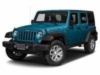 2017 Jeep Wrangler JK Unlimited Rubicon 4x4 SUV