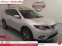 Certified 2016 Nissan Rogue SL SUV in Greenville SC