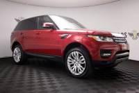 2016 Land Rover Range Rover Sport V6 Diesel SE