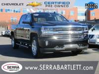 Certified Pre-Owned 2018 Chevrolet Silverado 1500 High Country in Jackson, TN