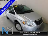 2005 Chrysler Town & Country LX in Erie, PA