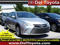 Certified Pre-Owned 2016 Toyota Camry For Sale in Thorndale, PA   Near Malvern, Coatesville, West Chester & Downingtown, PA   VIN:4T4BF1FK0GR580814