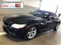 Pre-Owned 2014 BMW Z4 Sdrive28i Convertible in Oakland, CA
