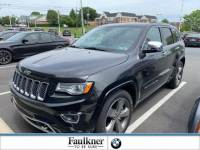 Used 2015 Jeep Grand Cherokee Overland 4WD Overland in Lancaster PA