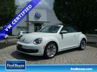 Used 2015 Volkswagen Beetle Convertible For Sale at Fred Beans Volkswagen | VIN: 3VW517AT0FM801678
