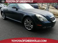 Pre-Owned 2006 LEXUS SC 430 Base Convertible in Greenville SC