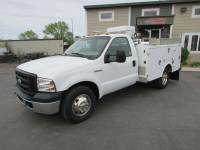 Used 2006 Ford F-350 Service Utility Truck