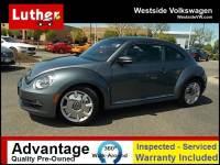 2012 Volkswagen Beetle 2.5L w/Sunroof/Sound/Navigation/PZEV Hatchback