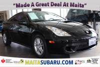 Used 2002 Toyota Celica GT Available in Sacramento CA