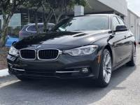 Pre-Owned 2018 BMW 3 Series 330i Rear Wheel Drive Cars