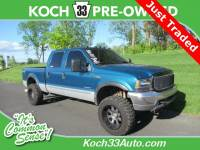Pre-Owned 2000 Ford F-350SD XLT 4D Crew Cab 4WD