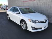 Pre-Owned 2012 Toyota Camry Sedan Front-wheel Drive in Avondale, AZ