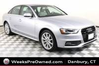 Used 2016 Audi A4 Premium Sedan in Danbury