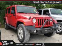 2014 Jeep Wrangler Unlimited Sahara 4WD Sahara in San Antonio