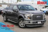 2015 Ford F-150 XLT Crew Cab Short Bed EcoBoost