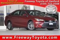 2015 Toyota Camry Sedan Front-wheel Drive - Used Car Dealer Serving Fresno, Tulare, Selma, & Visalia CA