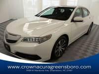 Pre-Owned 2015 Acura TLX Tech in Greensboro NC