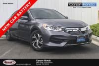 2016 Honda Accord LX in Carson