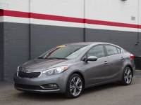 Used 2016 Kia Forte For Sale at Huber Automotive | VIN: KNAFX4A81G5504987