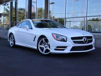 Certified Pre-Owned 2015 Mercedes-Benz SL-Class 2dr Roadster SL 400 RWD Convertible