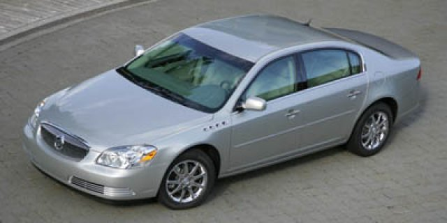 Photo Used 2007 Buick Lucerne V6 CXL For Sale Chicago, IL