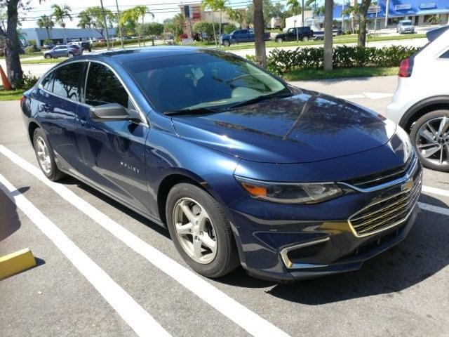 Photo Used 2017 Chevrolet Malibu West Palm Beach