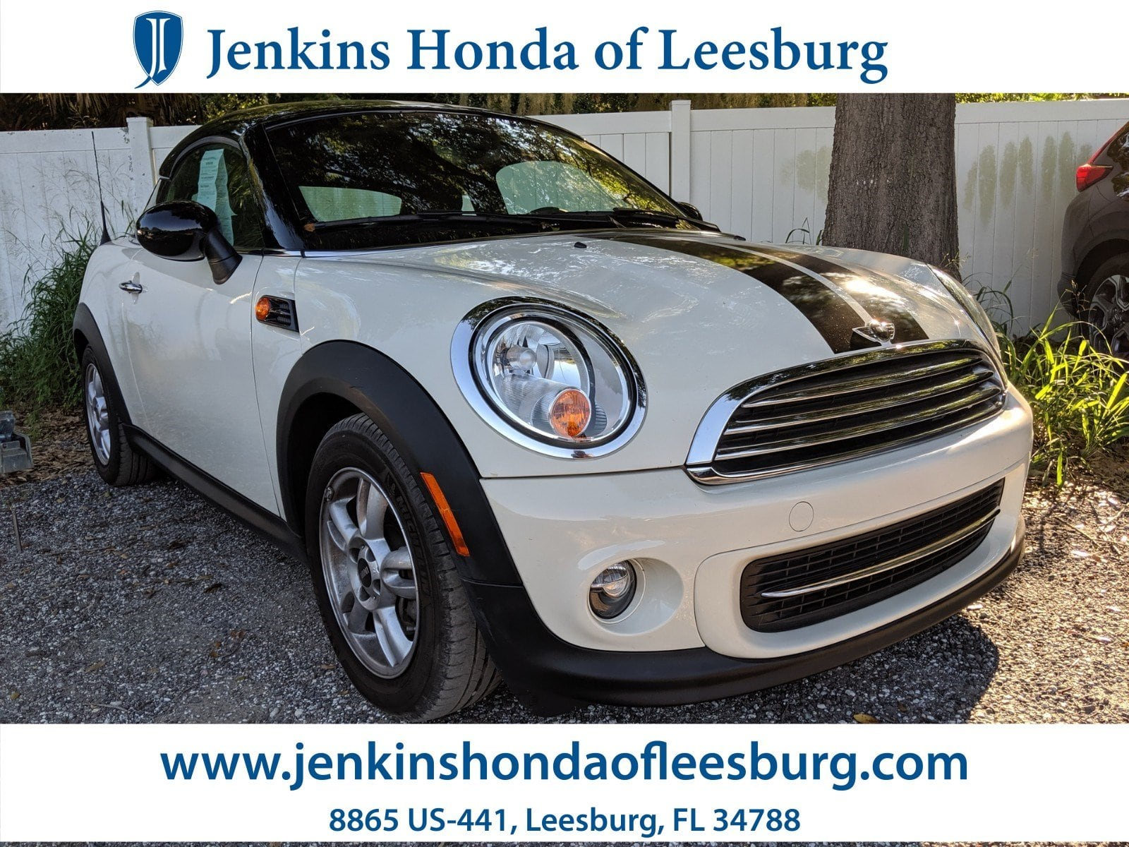 Photo Used 2013 MINI Coupe Cooper Coupe Coupe For Sale Leesburg, FL