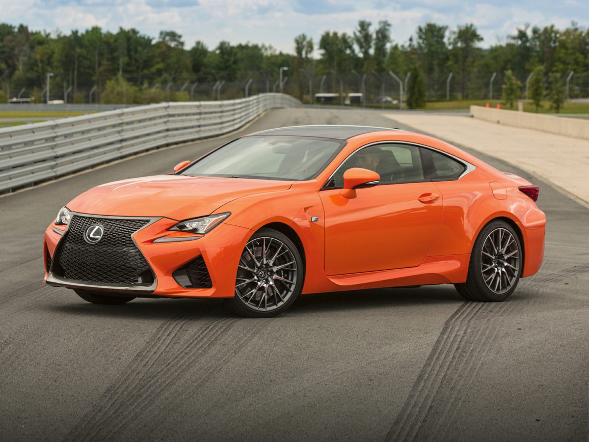 Photo 2015 LEXUS RC F Coupe for sale in Princeton, NJ