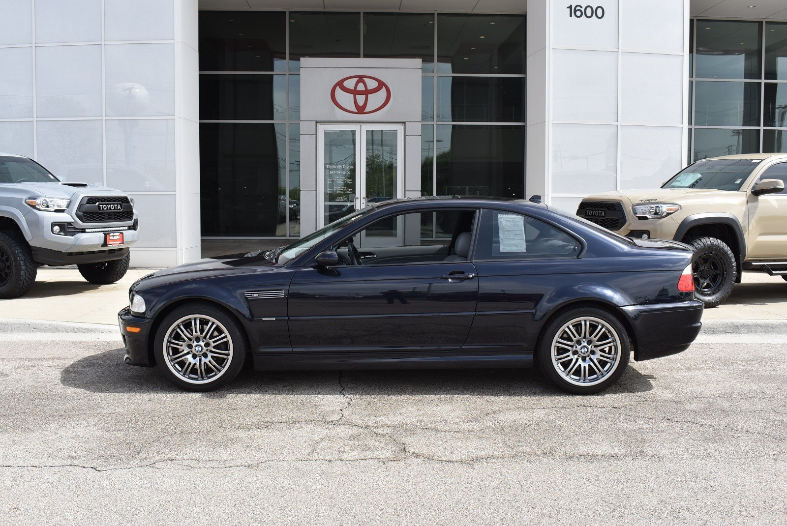 Photo Used 2005 BMW M3 Coupe M3 Rear-wheel Drive For Sale Streamwood, IL