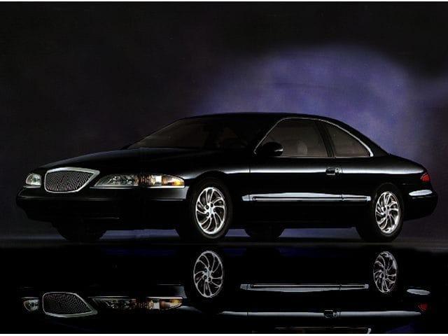 Photo Used 1997 Lincoln Mark VIII Base Coupe for sale near Atlanta