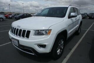 Photo Used 2015 Jeep Grand Cherokee Limited SUV For Sale in Fairfield, CA