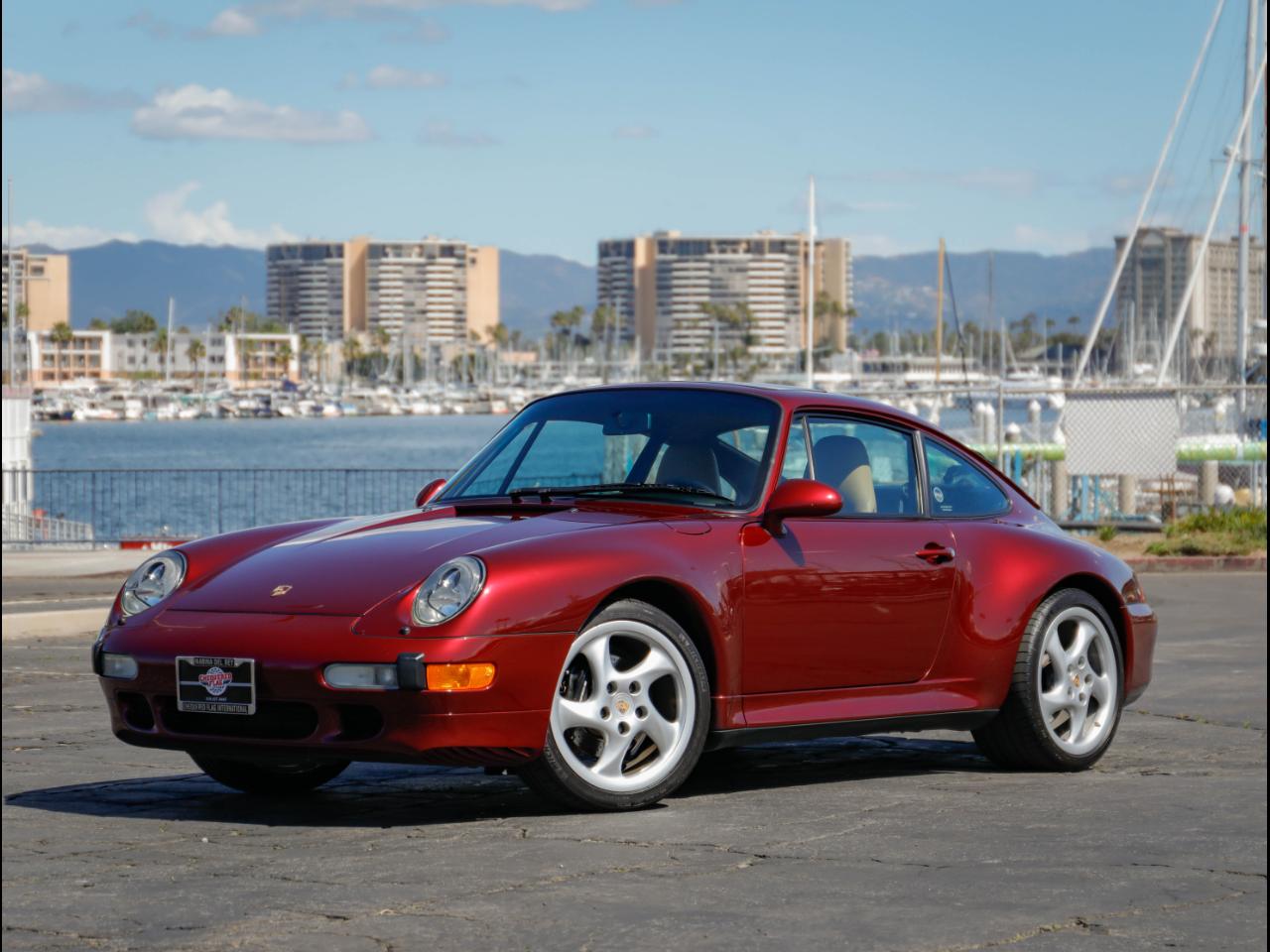 Photo 1998 Porsche 993 C2S
