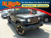Used 2014 Jeep Wrangler Unlimited Dragon Edition 4WD Dragon Edition *Ltd Avail* Near Indianapolis