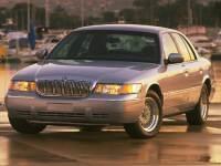 1999 Mercury Grand Marquis GS Sedan RWD