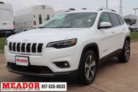 Certified Used 2019 Jeep Cherokee Limited 4x4 SUV