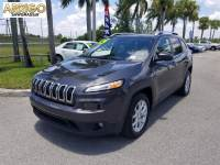 Certified Pre-Owned 2015 Jeep Cherokee Latitude FWD SUV For Sale Tamarac, Florida