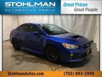 2018 Subaru WRX Premium For Sale | Tyson's Corner