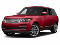 Pre-Owned 2016 Land Rover Range Rover 5.0L V8 Supercharged in Macomb, MI