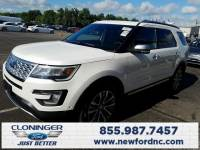 Used 2016 Ford Explorer For Sale Hickory, NC   Gastonia   STKC38113