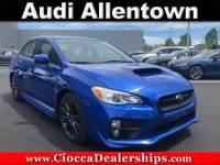Used 2015 Subaru WRX Premium (M6) For Sale in Allentown, PA