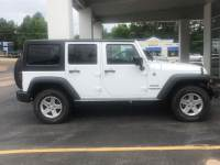 2014 Jeep Wrangler Unlimited 4WD 4dr Sport Sport Utility for Sale in Mt. Pleasant, Texas