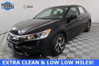 2017 Honda Accord LX Sedan I4 DOHC i-VTEC 16V