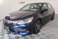 2017 Honda Accord Sport Sedan I4 DOHC i-VTEC 16V
