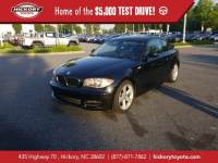 Used 2009 BMW 1 Series 128i Coupe